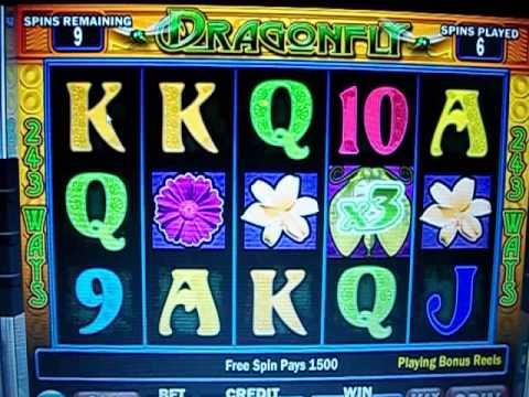 Fire Fly Slot Machine Bonus