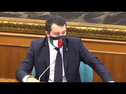 Open Arms, Salvini rinviato a giudizio: processo dal 15 settembre