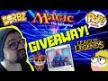 GIVEAWAY : Funko Pop / Dorbz / Magic the gathering / League of legends : 700 Subscribers!