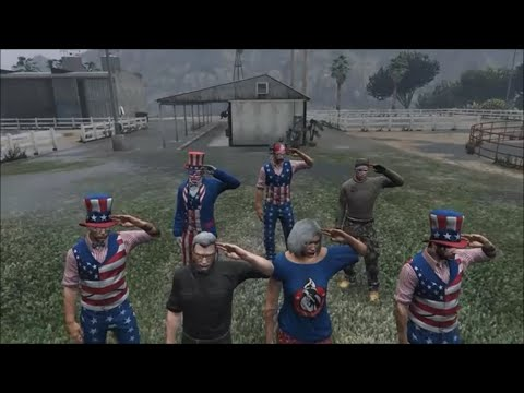 Made in America-Toby Keith (GTA 5 Music Video)