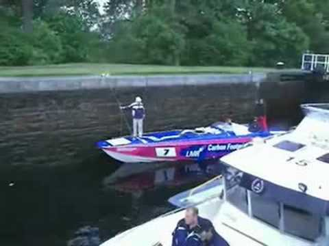 Offshore Power Boat Round Britain Race