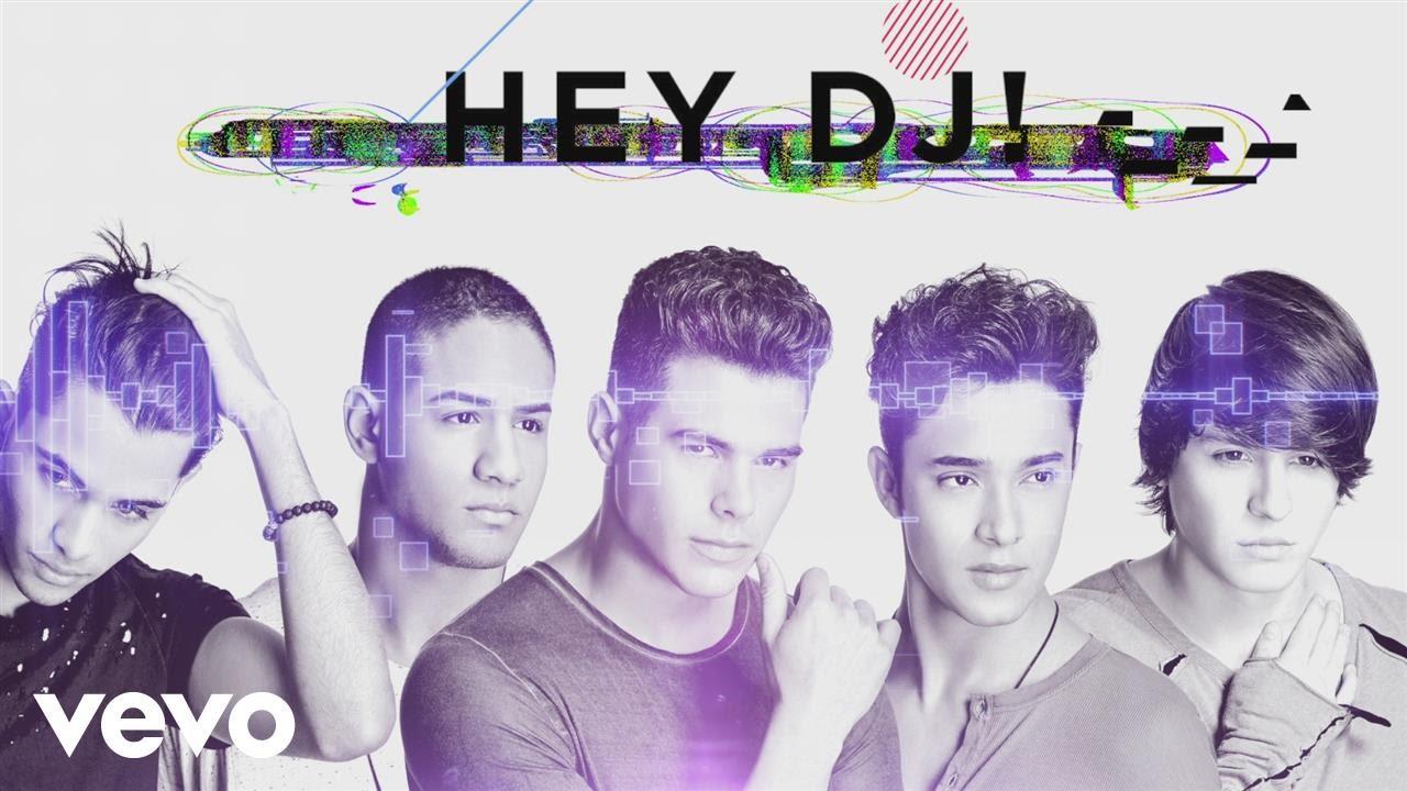CNCO - Hey DJ (Pop Version)[Official ...