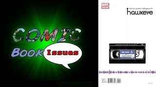 Comic Book Issues - Hawkeye #4-5