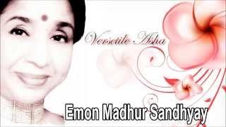 Emon Madhur Sandhyay   Ekanta Apan   Bengali Movie Songs   Asha Bhosle