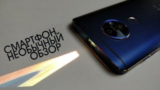 😲 ТЕЛЕФОН, который ТЫ НИКОГДА НЕ ВИДЕЛ! Обзор VOGA V: Смартфон + Лазерный проектор.