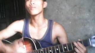 em trong mat toi  duc guitar