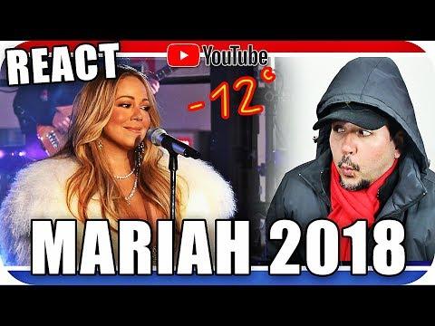 MARIAH CAREY 2018 - Marcio Guerra Canto Reagindo   React Reação Pop Hip Hop Soul