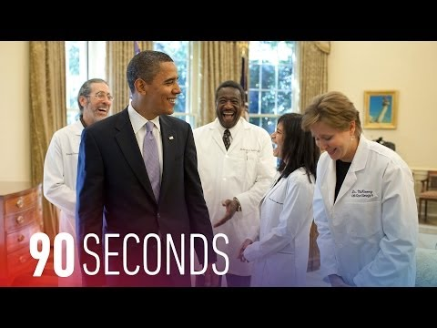 Obamacare surpasses goal of 7 million signups: 90 Seconds on The Verge