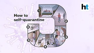 Coronavirus: 6-step guide to self-quarantine; how to keep family, friends safe