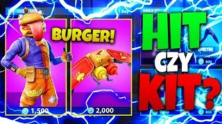 BURGER (Beef Boss) NEW SKIN! Worth? HIT or KIT?! (Fortnite Battle Royale)