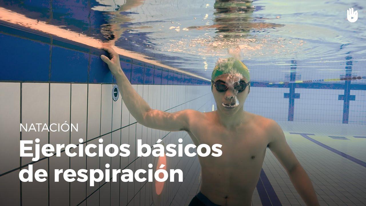 rutinas para natacion principiantes