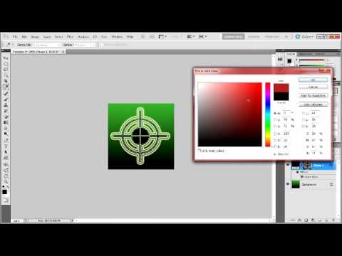 How to Make a Bookmark/ Favicon Icon in Photoshop