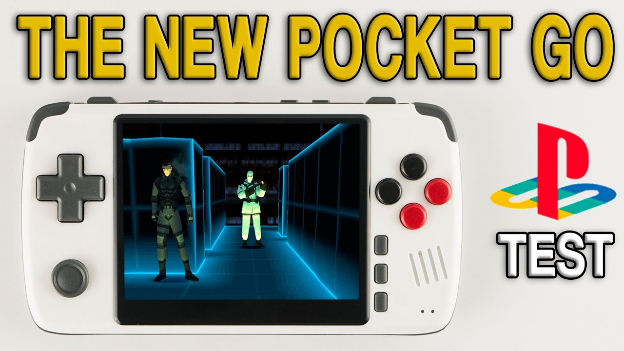 The New Pocket Go Ps1 Test