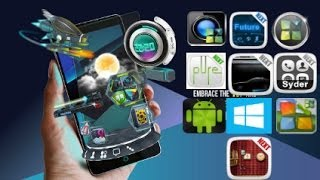 next Launcher 3D Para Android  10 Themes