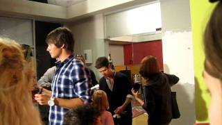 BTR on Set of Roque Records