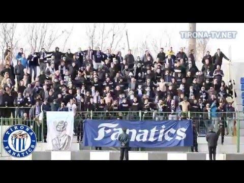 Tirona Fanatics 07/02/2016 (Laci vs TIRONA 0-3)
