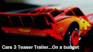 Cars 3 Teaser Trailer... On a budget