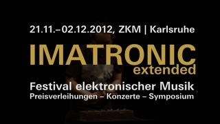 IMATRONIC extended | Festival elektronischer Musik