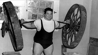 Paul Edward Anderson was an American weightlifter, strongman, and p...