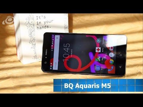 BQ Aquaris M5 im Test [HD] Deutsch