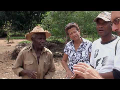 South-south transfer of organic and urban agriculture practices from Cuba to the Pacific