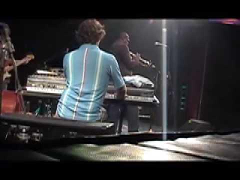 Frank LoCrasto with Jeremy Pelt - Manaus, Brazil - July 2007