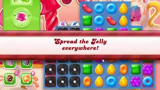 Candy Crush Jelly Saga Level 1159 (No boosters)