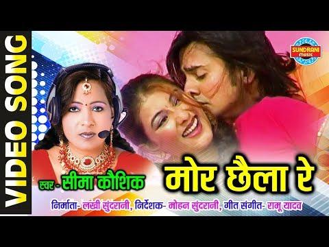 MOR CHAILA RE MOR MAJANU RE - SIMA KAUSHIK - GULABI KALI  BHAG 2 - CG SONG - LOK GEET