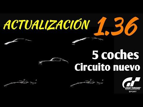 Gran Turismo Sport - Actualización 1.36 en Marzo - Las siluetas de Yamauchi : 5 coches y un circuito thumbnail