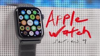перешёл на Apple Watch series 4, отказался от Garmin Fenix 5x