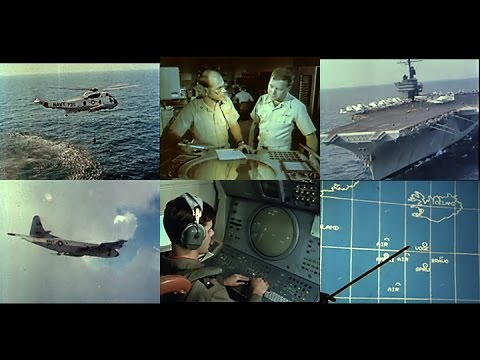 Tracking the Threat: Anti Submarine Warfare in the Cold War (Restored -Color)