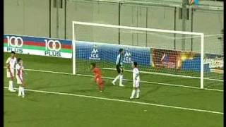 Korea Rep. U-14 Vs China U-14[2:0][4/07/09][AYG 2009 Semi-Final]