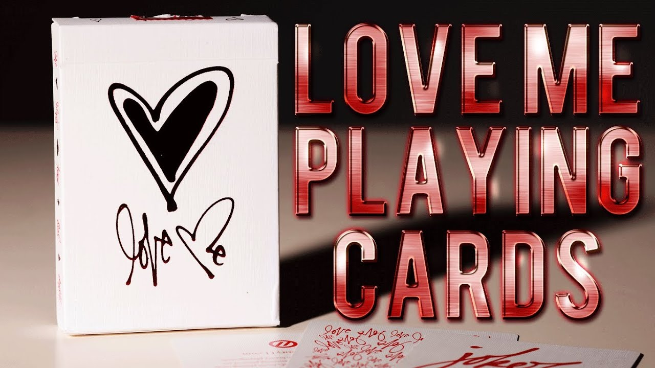 Deck Review - Love Me Deck Of Playing Cards [Theory11]