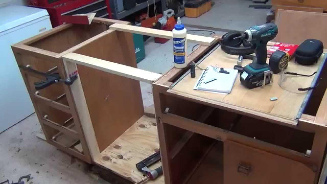 Off Grid Cabin Kitchen Pt1   YouTube