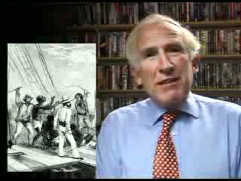Royal Navy Versus The Slave Traders Book Interview with editor Henry WIlson