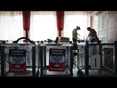 Ukraine rebels prepare for separatist elections in Donetsk and Luhansk