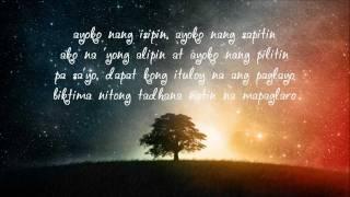 Download Sana 'Di Na Lang lyrics by Dello MP3 song and Music Video