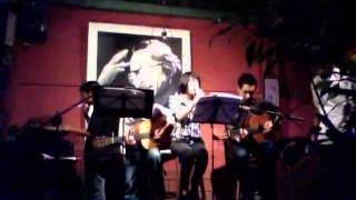 Teo Maxx ft Truc Tran - Women in love and Killing me softly with his song [Live] | Cafe Hằng