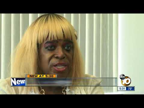 Transgender woman suing gym for discrimination