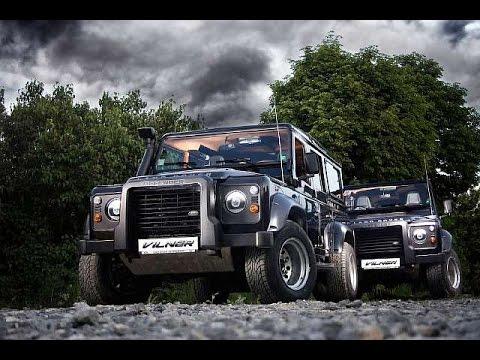 Land Rover Defender вся правда о внедорожнике!