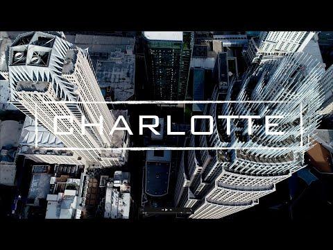 Charlotte, North Carolina | 4K Drone Footage