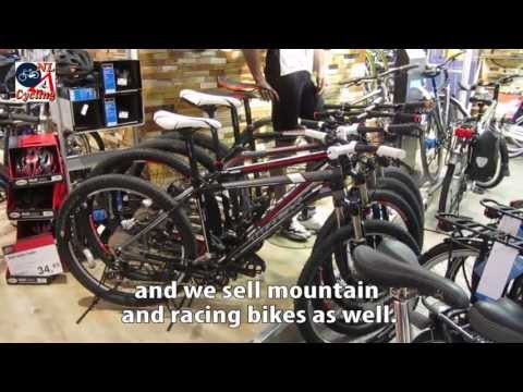 Visit to a Dutch bicycle shop | BICYCLE DUTCH