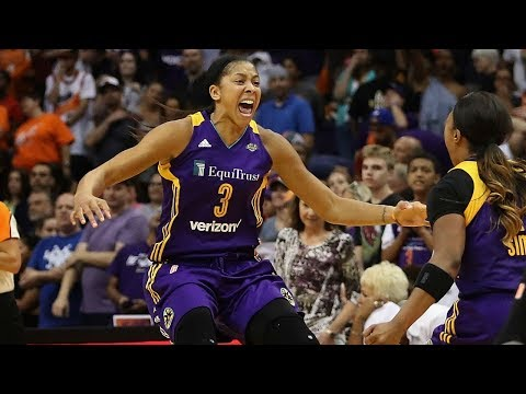 All-Access: Parker, Sparks Advance To WNBA Finals