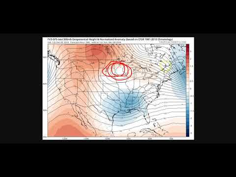 12-5-18 Watching the Weekend Ohio Valley Winter Storm