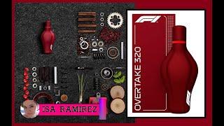 FORMULA 1 - F1 Overtake 320 reseña de perfume para hombre ¡NUEVO 2021! - SUB