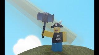 Ban Man [ROBLOX REMAKE] [Westo33 contest] [Doom8]