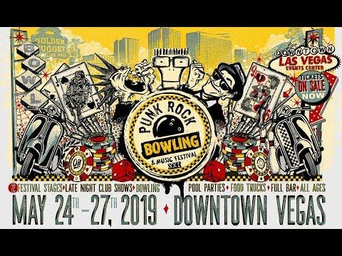 Punk Rock Bowling 2019 Las Vegas | Official Lineup