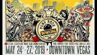 Punk Rock Bowling 2019 Las Vegas | Official Lineup