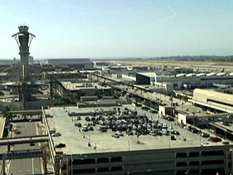 LAX Rental Car Center & Airport Shuttle Service 06-03-10