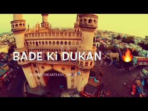 Hyderabadi kiraak gaana(song) | New WhatsApp status 1:00💘|Miya bhai bolte AnDHO | 2018 Click Here
